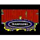 Trampoline montering